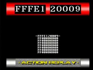 Screenshot Thumbnail / Media File 1 for [Program] Pro Action Replay (Europe)